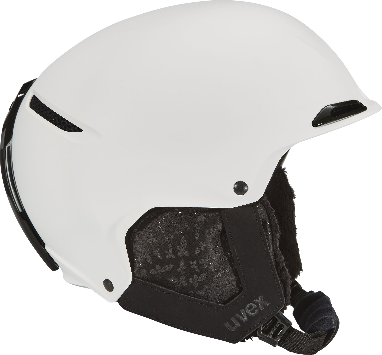 cb942e18f UVEX Jakk+ Style Helmet White Mat | campz.de